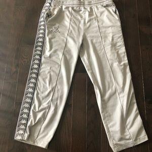 Vintage Kappa Track pants/ Grey/ Men's L